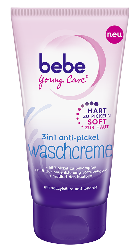 bebeYoungCare_3in1_anti-pickel_waschcreme