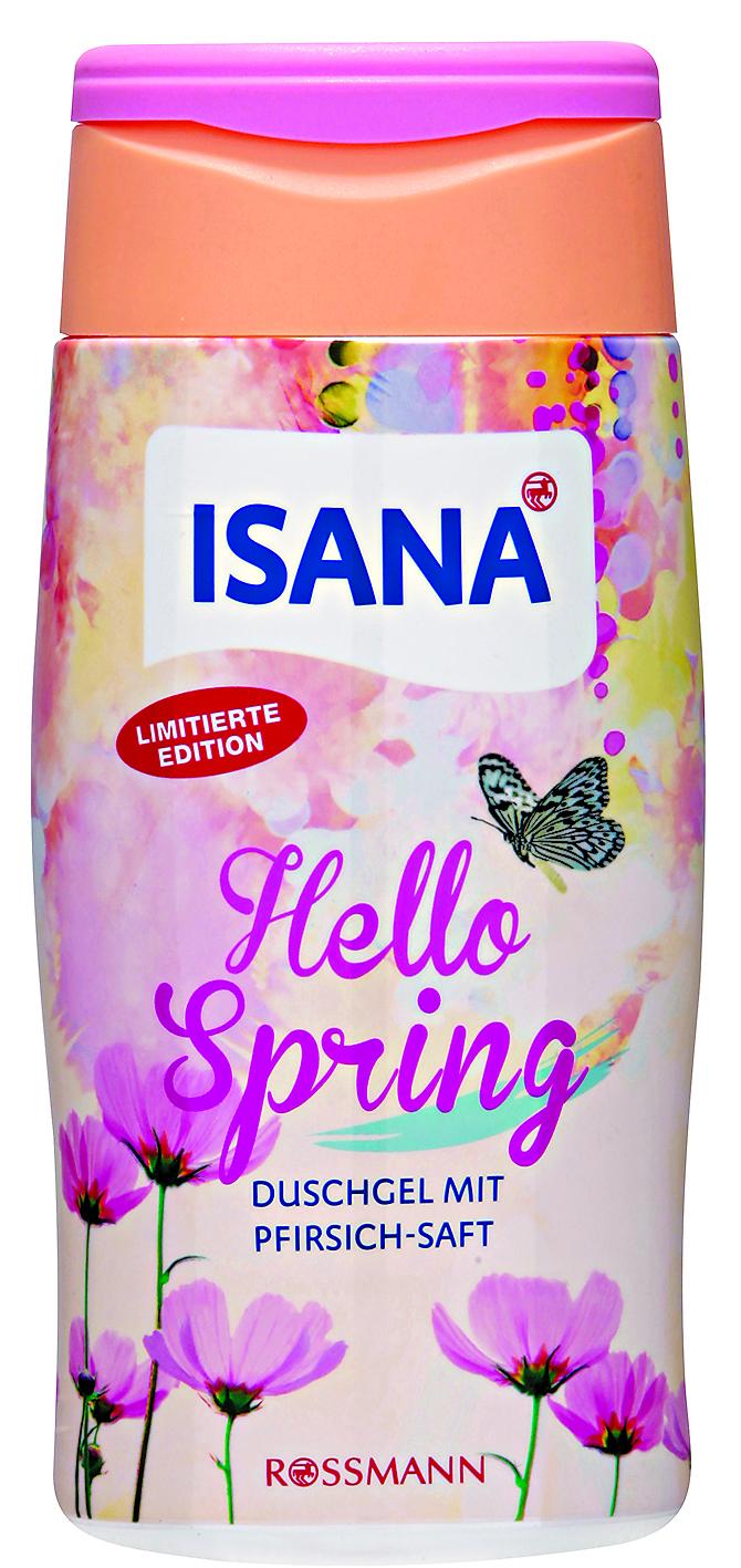Isana_Duschgel_HelloSpring