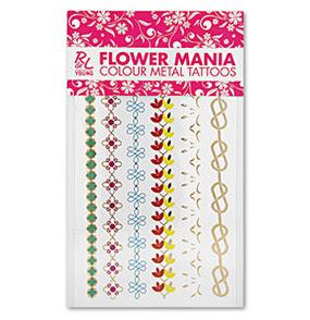 flowermaniatatoos