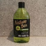 Avocado-Öl Shampoo Nature Box