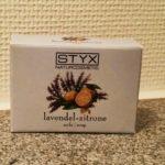 Seife mit Lavendel-Zitrone von Styx