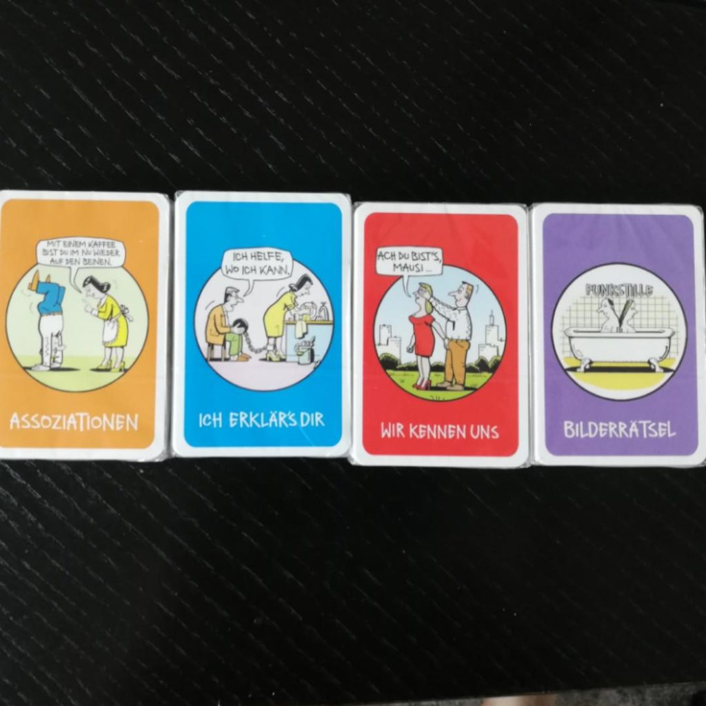 Aufgabenkarten