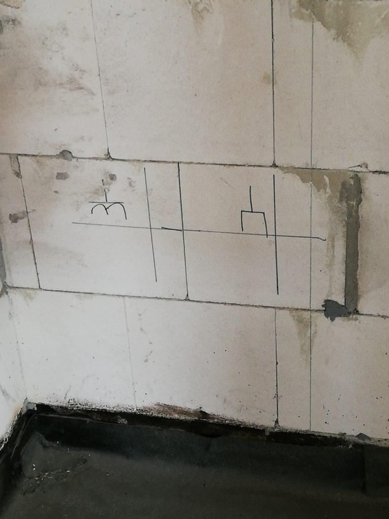 Lustige Zeichungen des Elektrikers