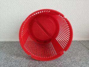 Behälter mit gefangenen Mücken