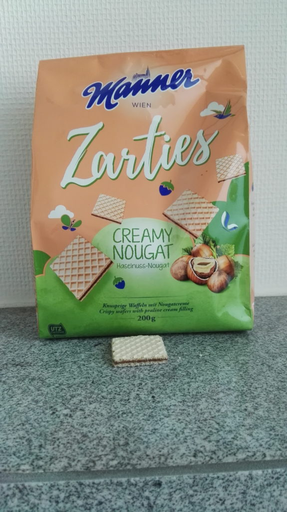 Creamy Nougat