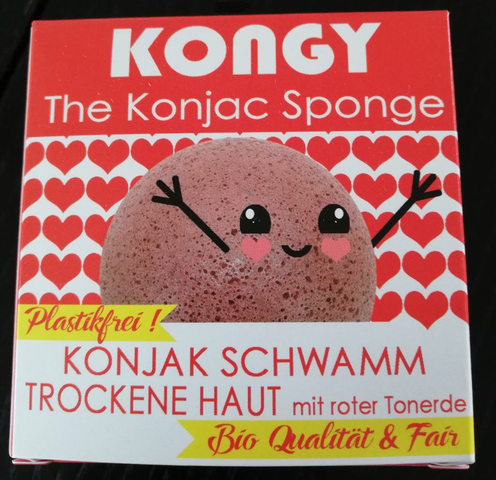 Kongy mit Tonerde
