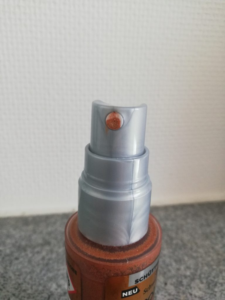 Detailbild Spraykopf