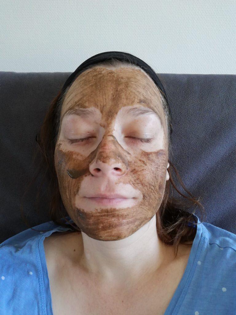 Tragebild der Maske