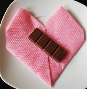 Kokosmilch Schokolade