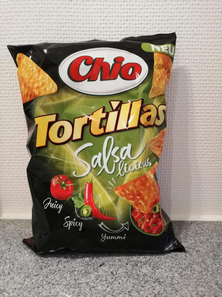Tortillas Salsalicious