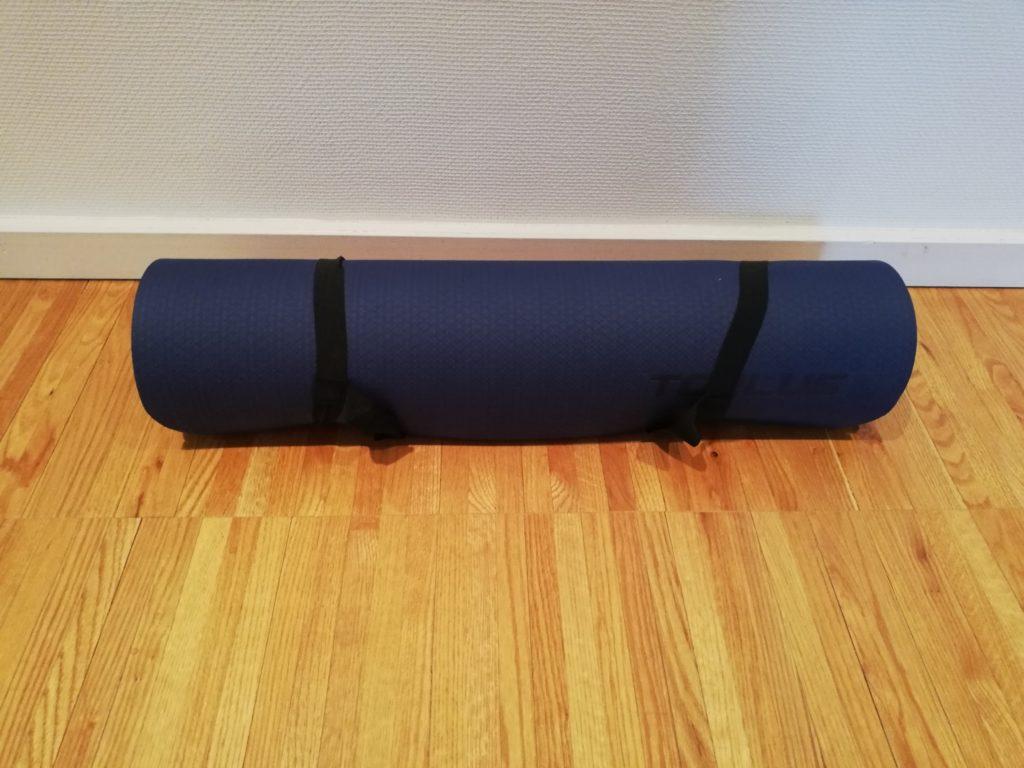 Yogamatte mit Tragegriff