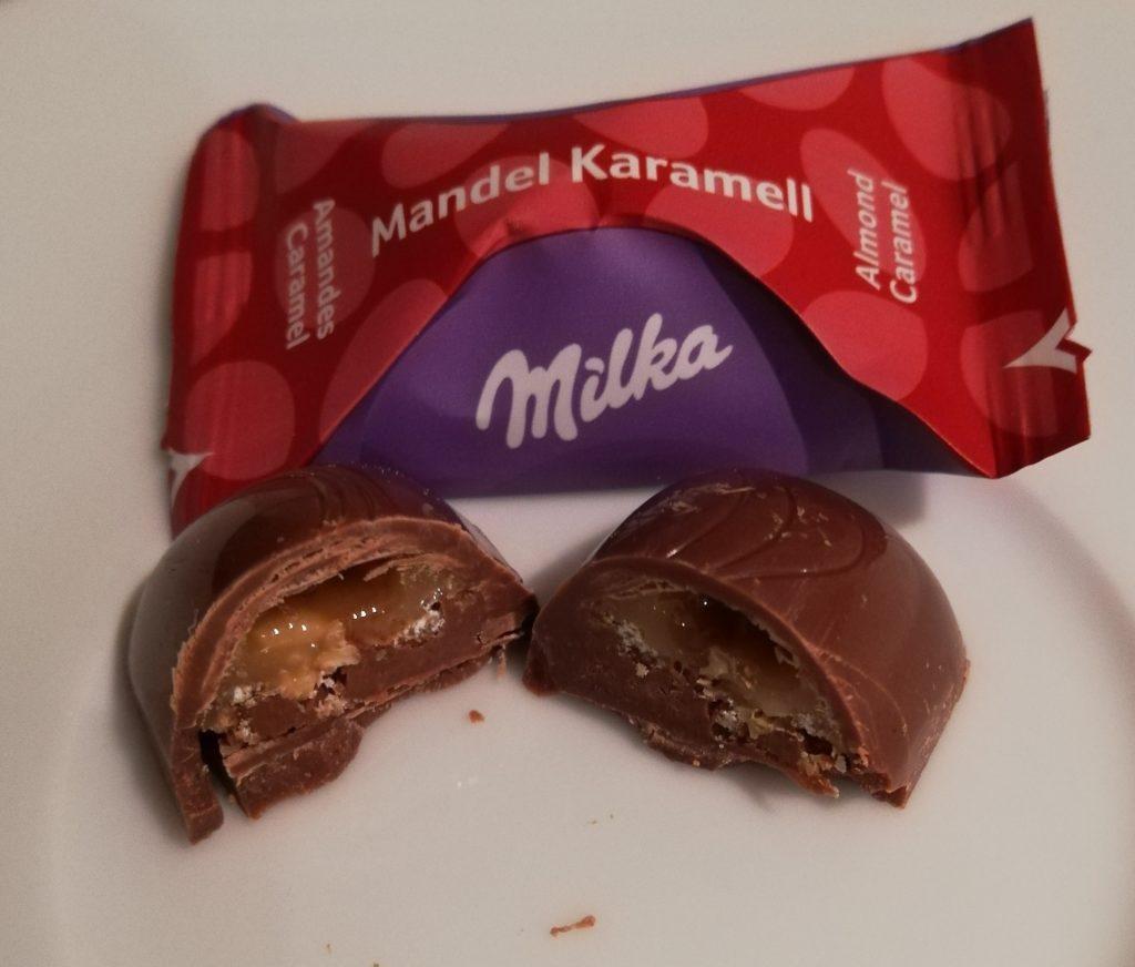 Mandel Karamell