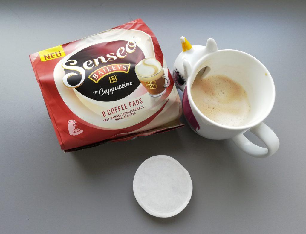 Cappuccino Typ Baileys