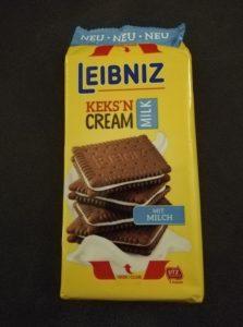 Keks'n Cream von Leipniz