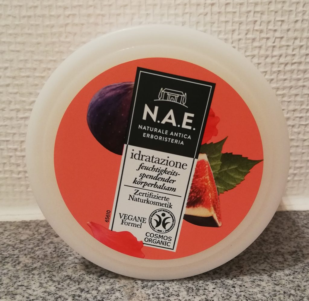 N.A.E. feuchtigkeitsspendender Körperbalsam