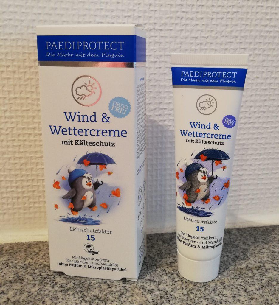 Wind&Wettercreme von Paediprotect