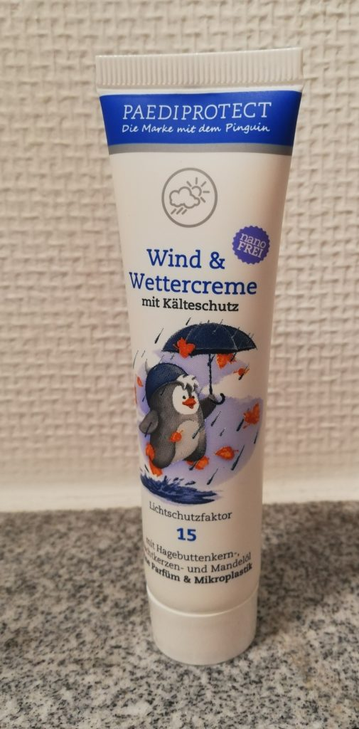 Tube Wind&Wettercreme