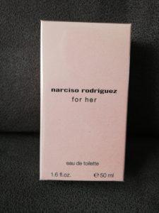 """""""for her Eau de Toilette"""" von Narciso Rodriguez"""