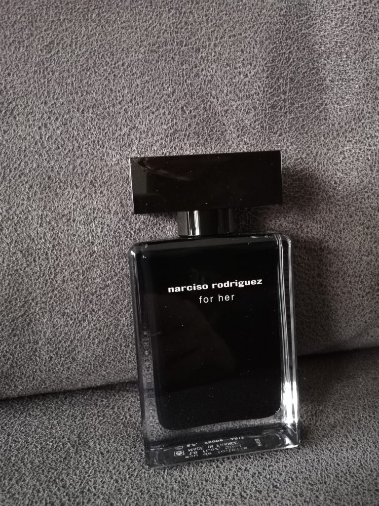 "Flacon ""for her Eau de Toilette"" von Narciso Rodriguez"