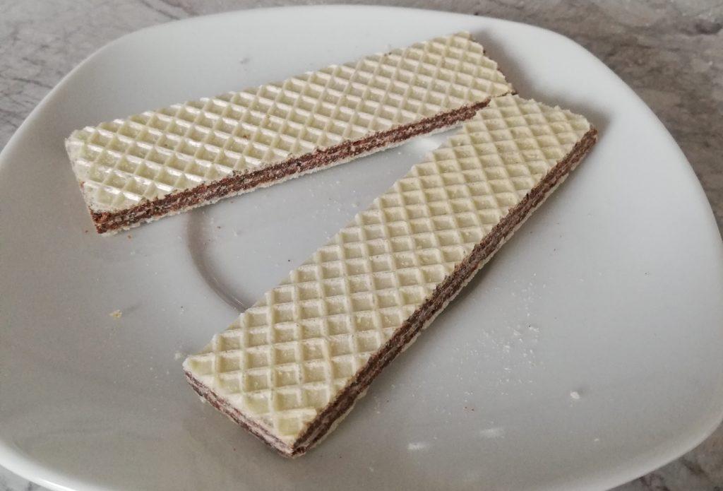 Manner Knuspino Schokolade
