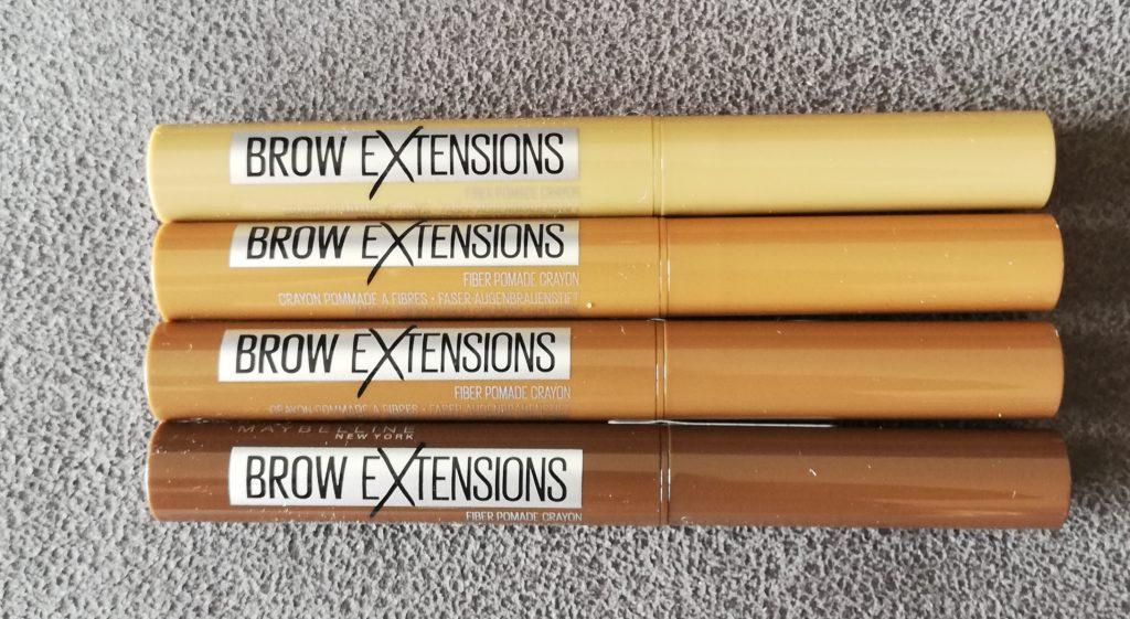 Brow Extensions Augenbrauenstifte von Maybelline