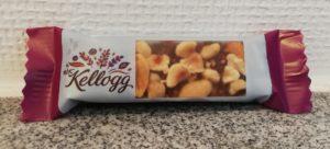 Cacao & Hazelnut Riegel von W.K. Kellog - einzelner Riegel