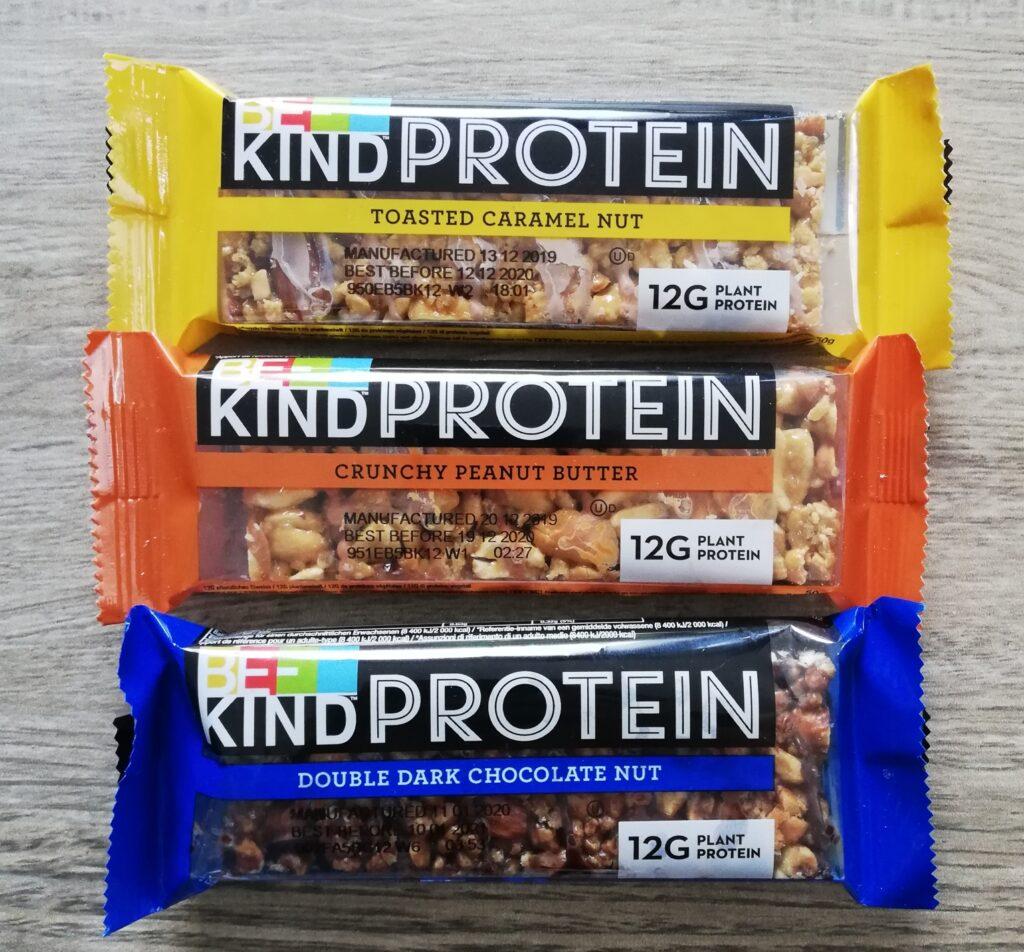 Proteinriegel von BeKind