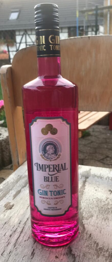 Imperial Blue Hibiscus Edition