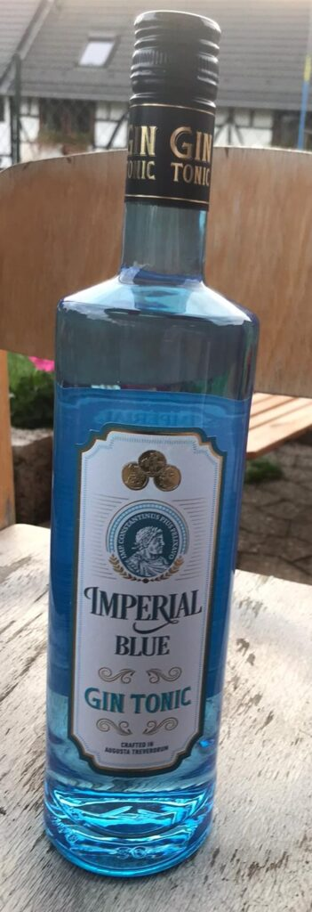 Imperial Blue Gin Tonic