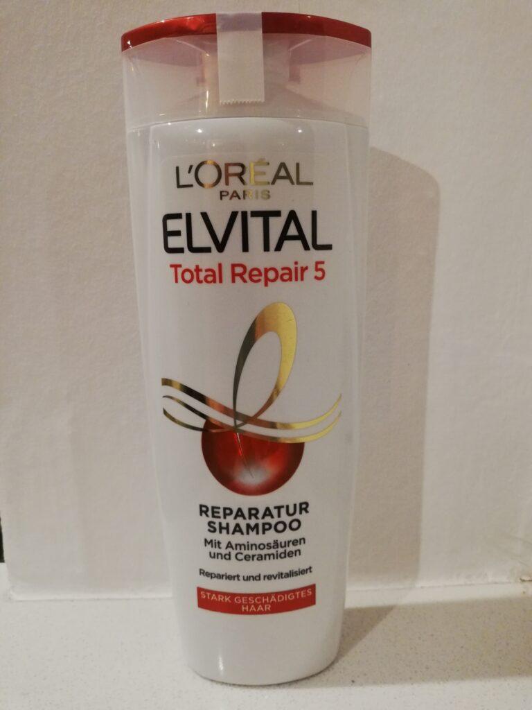 Elvital Total Reapir 5 Shampoo