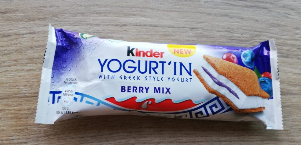 Yogurt'In von Kinder
