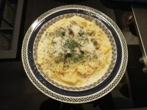 Essen ist fertig :)