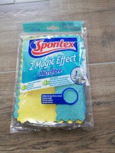 Microfibre Magic Effect