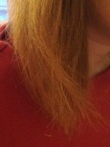 Haare nachher