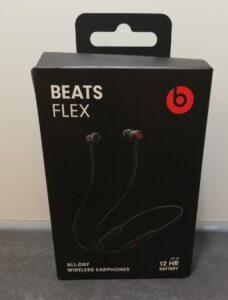 Verpackung Beats Flex