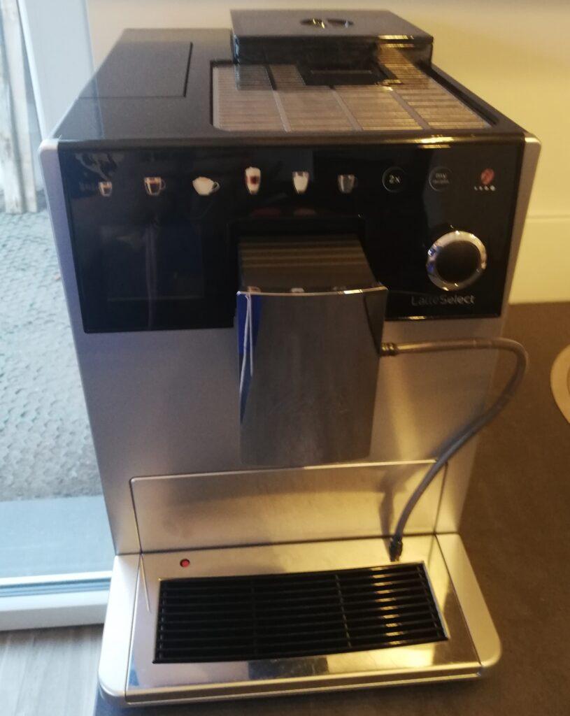 Latte Select Kaffeevollautomat von Melitta