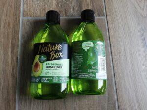 Avocado Duschgel von Nature Box