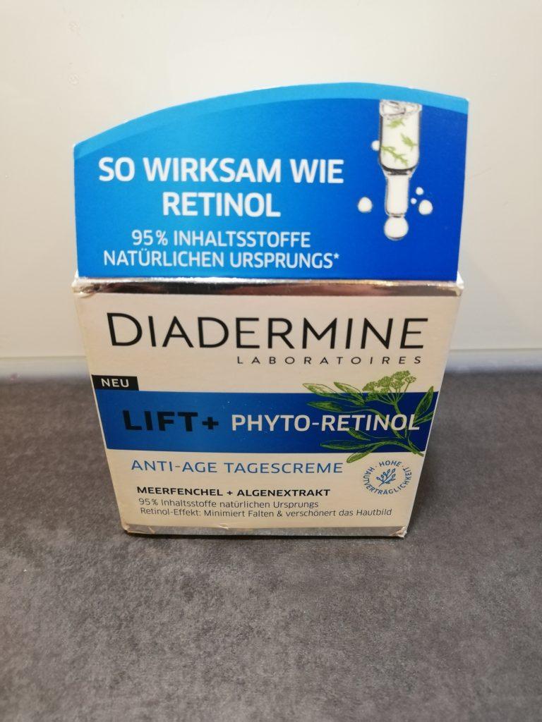Verpackung der Lift+Phyto-Retinol Tagescreme