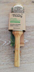 For your Beauty Styling Rundbürste in der Verpackung