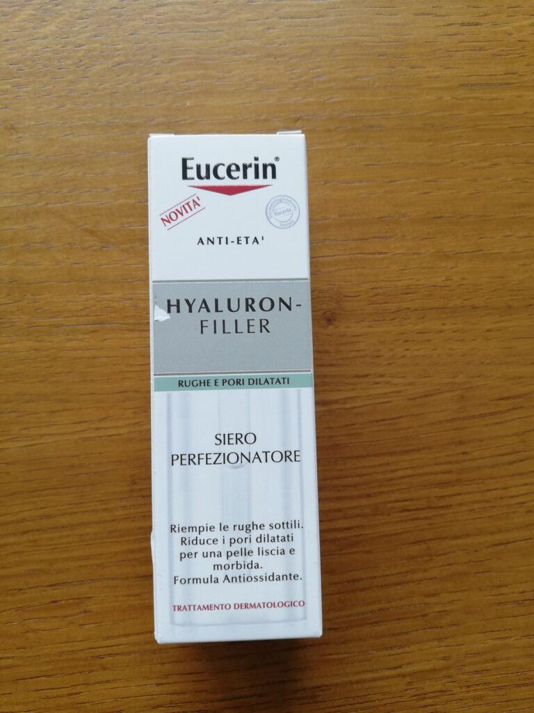 Umverpackung Hyaluron Filler Serum