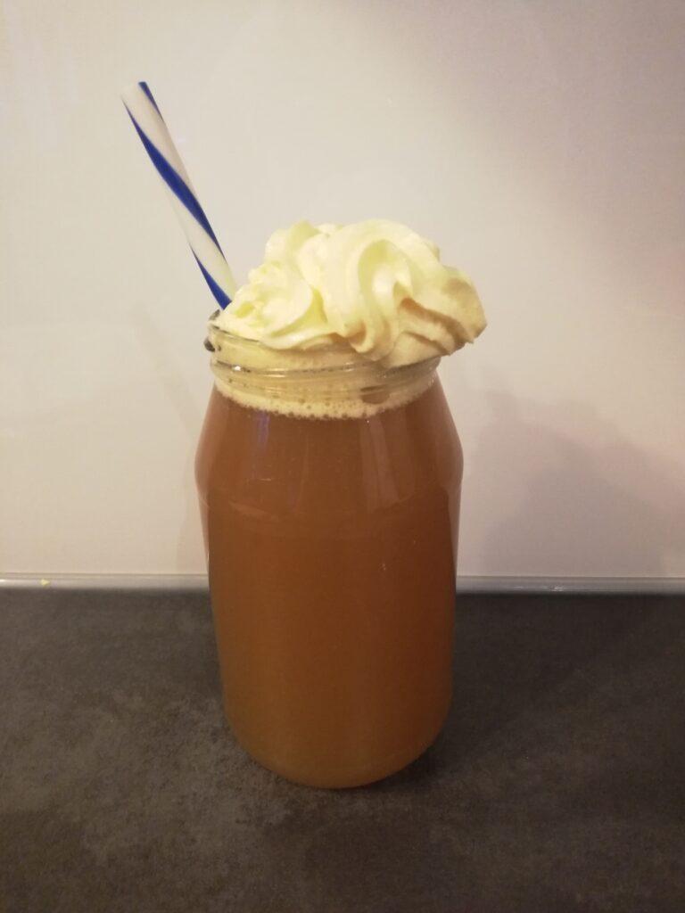 Mantuano Rum mit Apfelsaft